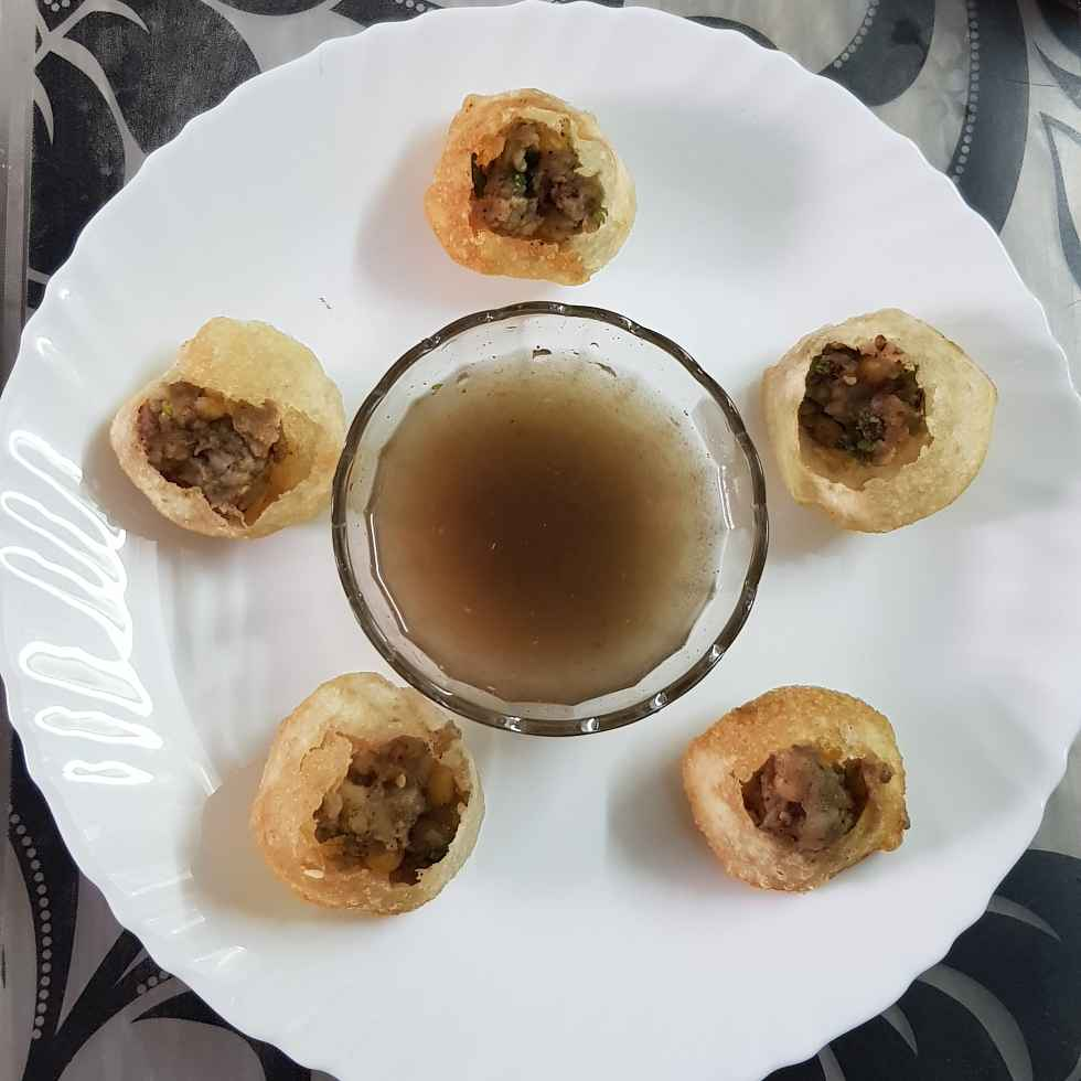 How to make ফুচকা