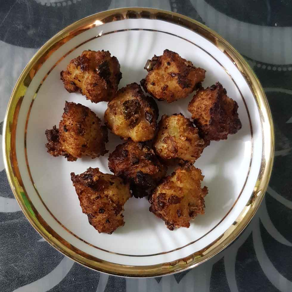 Photo of Rice Fritters by Chanda Shally at BetterButter