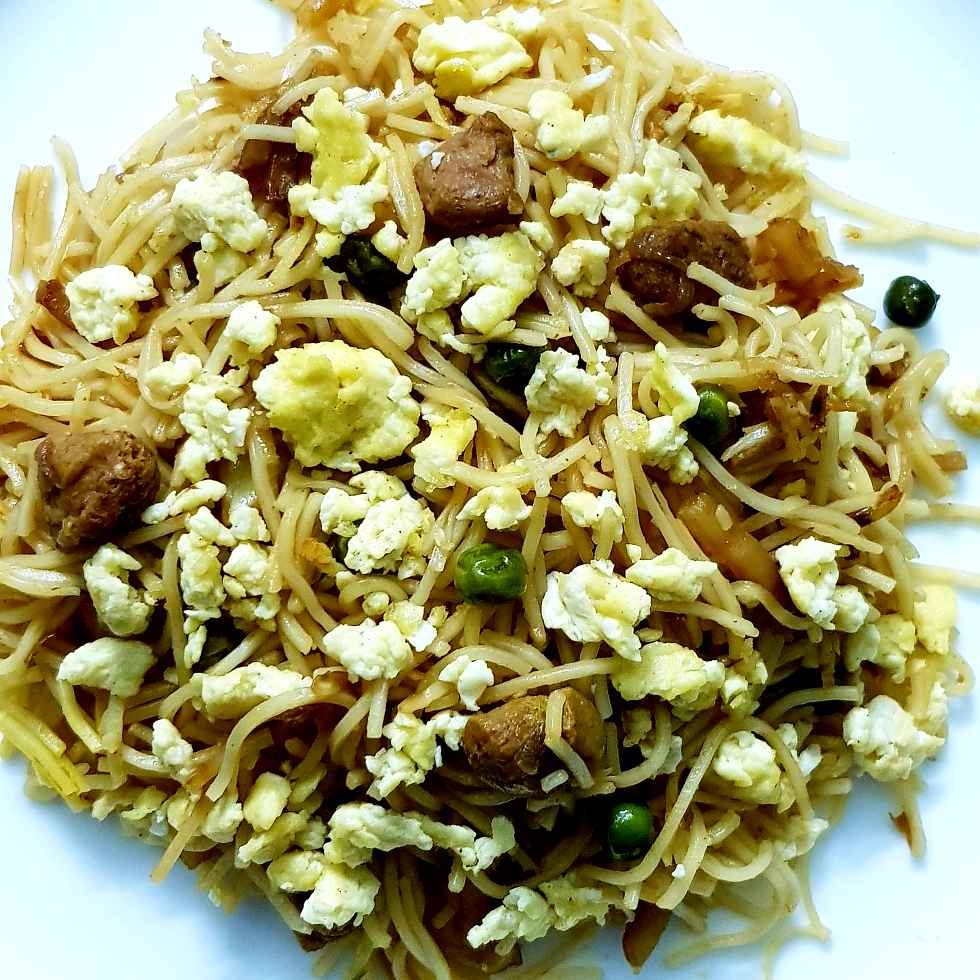 Photo of Egg Soya Chowmein by Chanda Shally at BetterButter