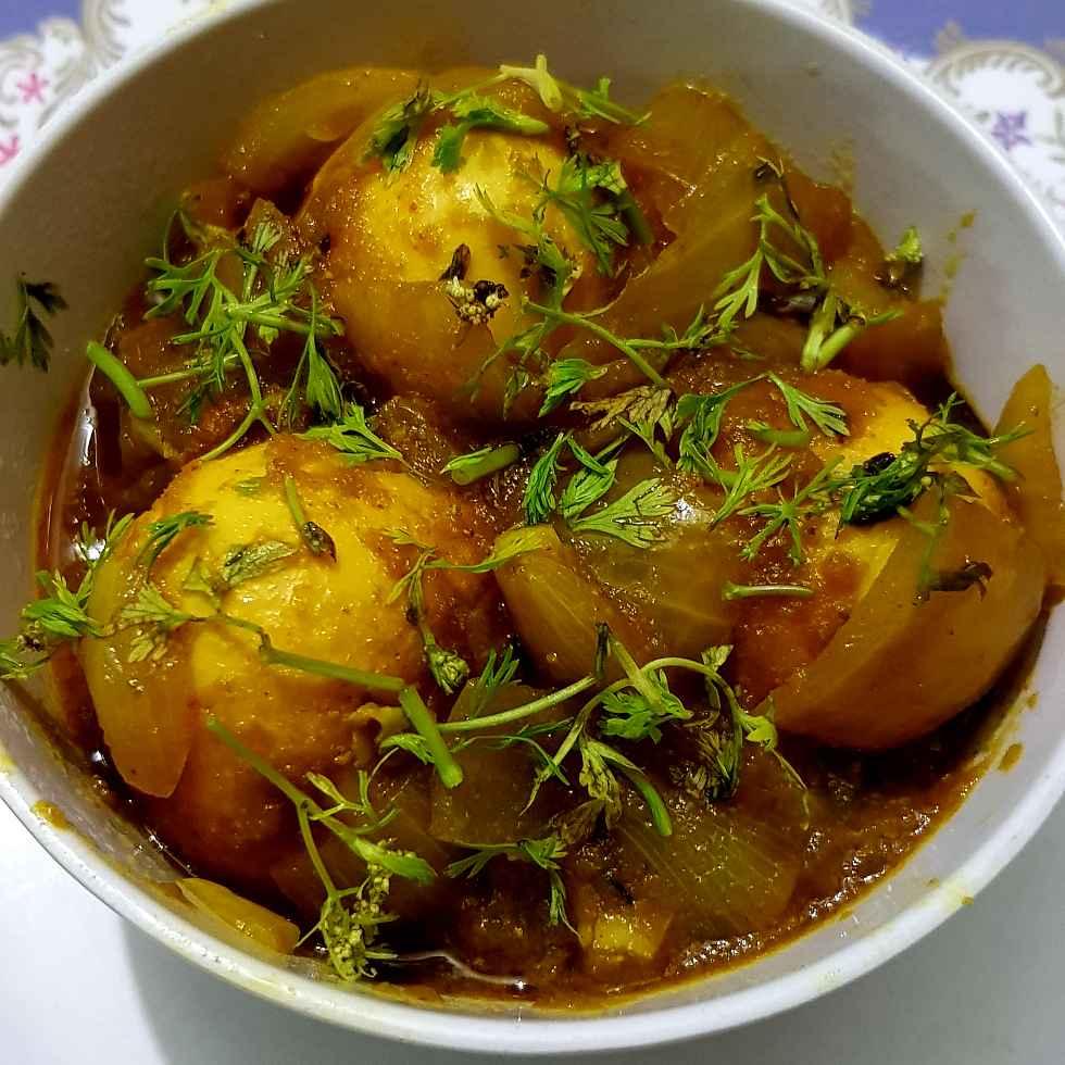 Photo of Egg dopyaja by Chanda Shally at BetterButter