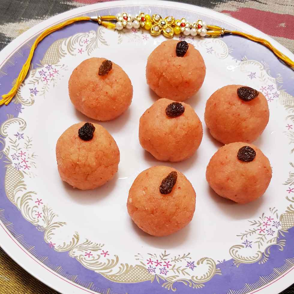 Photo of Egg Laddu by Chanda Shally at BetterButter