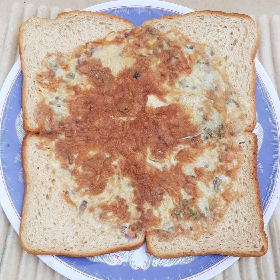 Photo of Bread Omlette Toast by Chanda Shally at BetterButter