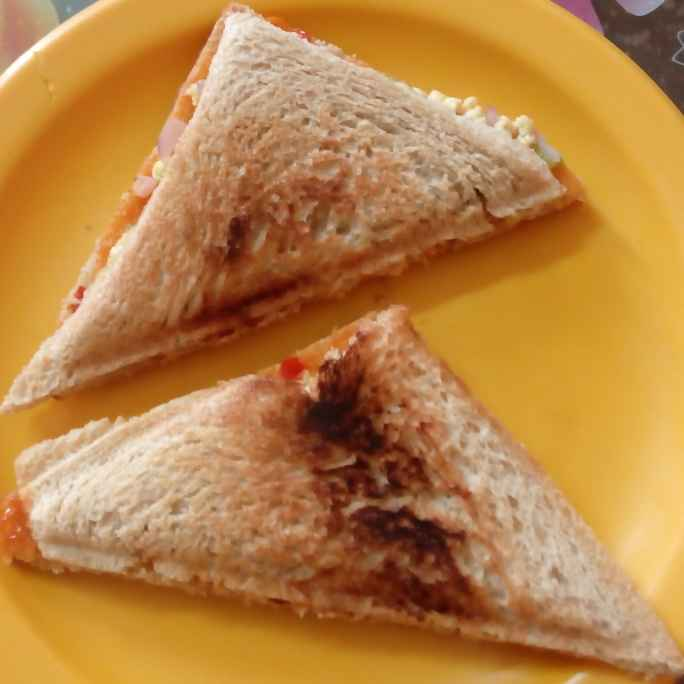Photo of Egg Sandwich by Chanda Shally at BetterButter