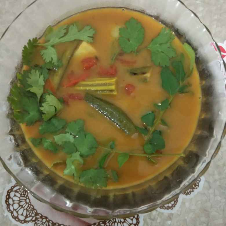 Photo of Mix veg kadhi by GAYATRI THAKKAR at BetterButter