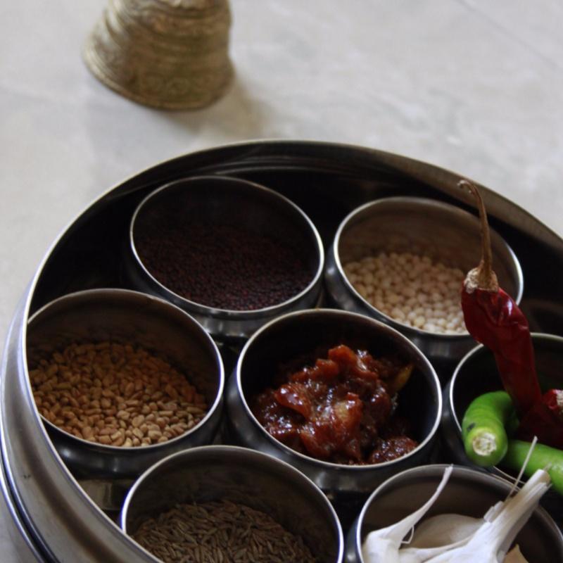 How to make Ulli Pachadi
