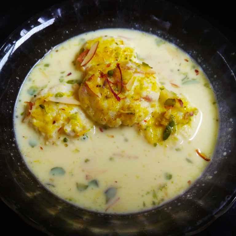 Photo of Milk powder rasmalai by Chandni Joshi at BetterButter