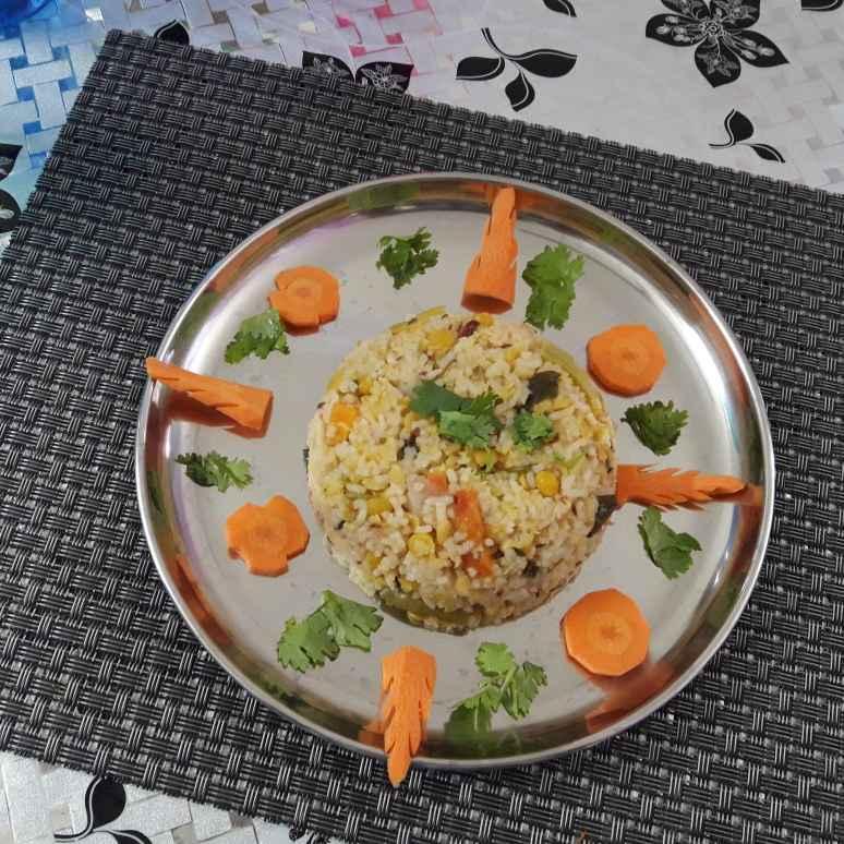 Photo of Mixed dal kichidi by Chandrika Marripudi at BetterButter