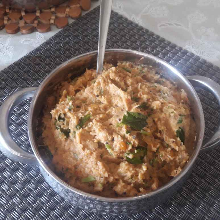 Photo of Cabbage chutney  by Chandrika Marripudi at BetterButter