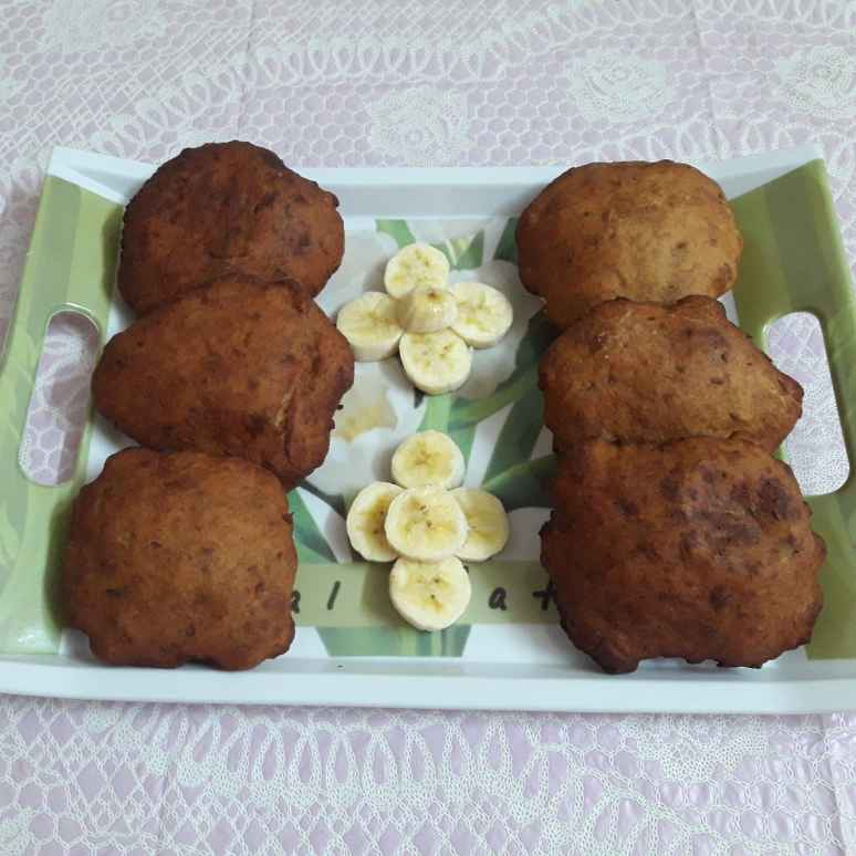 Photo of Banana puri by Chandrika Marripudi at BetterButter