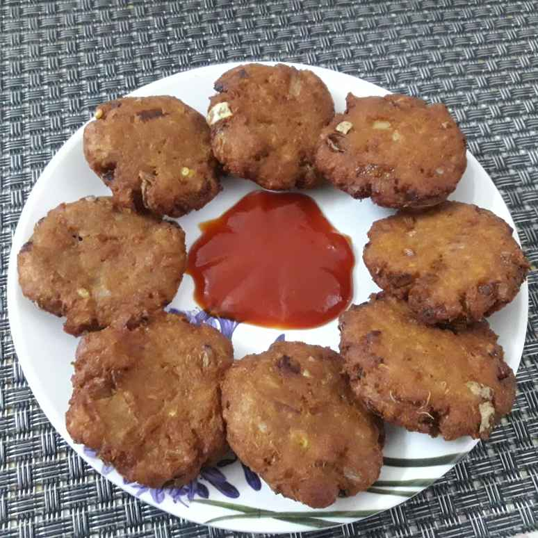 Photo of Soya cutlets by Chandrika Marripudi at BetterButter