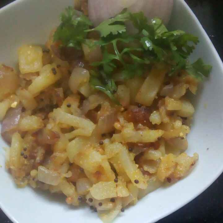 Photo of Aloo fry by Chandrika Reddy at BetterButter