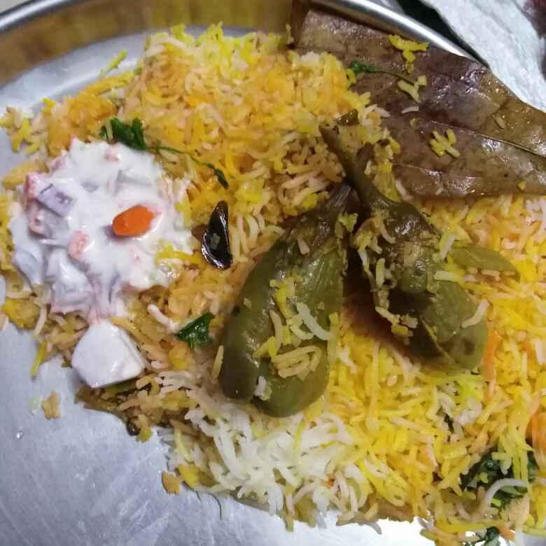 How to make Brinjal Biryani