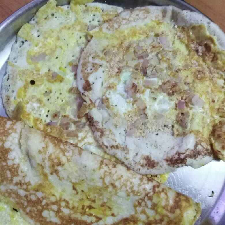 Photo of Egg Dosa by Chandrika Reddy at BetterButter