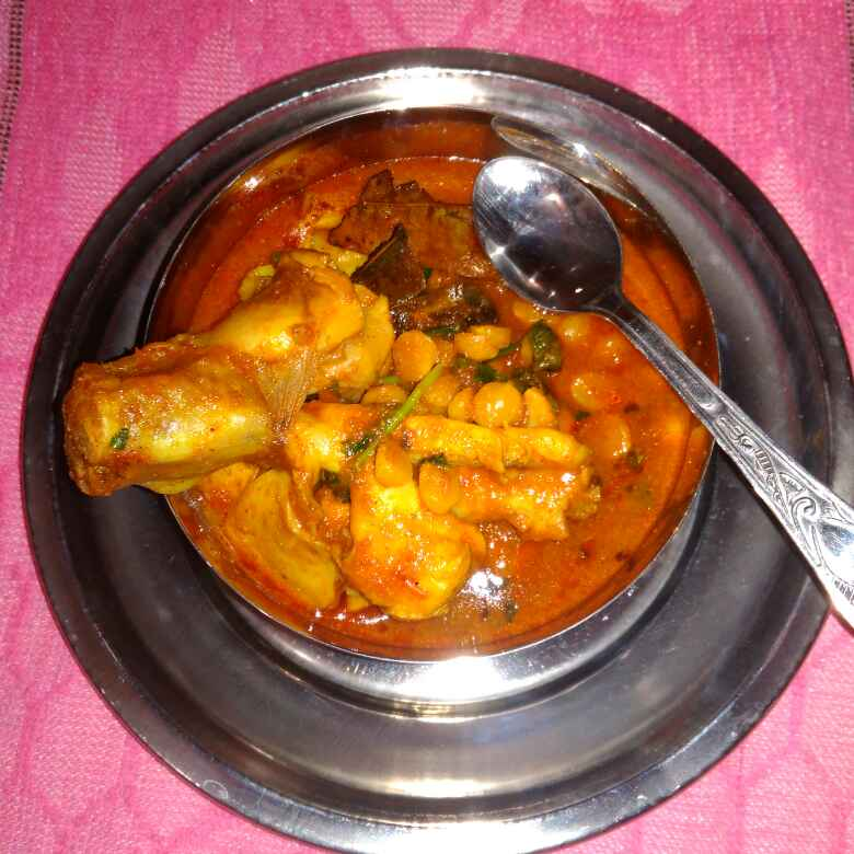 How to make ডাল মুরগ