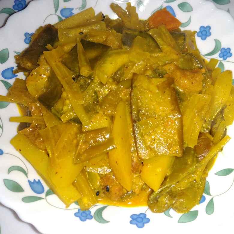 Photo of Cauliflower steam veg by Chandrima Das at BetterButter