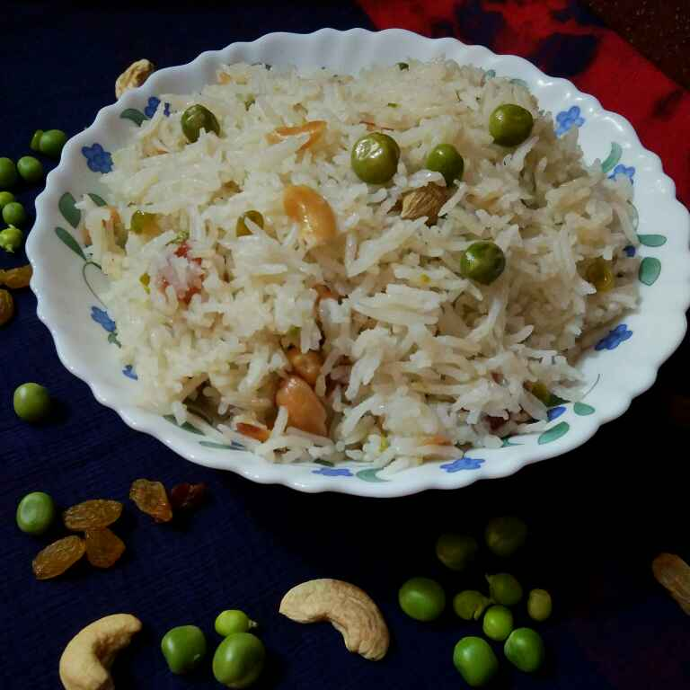 Photo of Pressure Cooker Motor Pulao by Chandrima Das at BetterButter