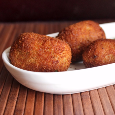 Photo of Fish Chop/Fish Croquettes by Chandrima Sarkar at BetterButter