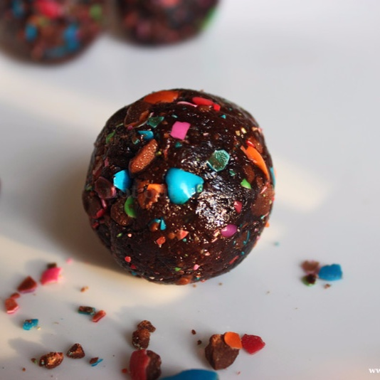 Photo of Gems Ladoo by Chandrima Sarkar at BetterButter