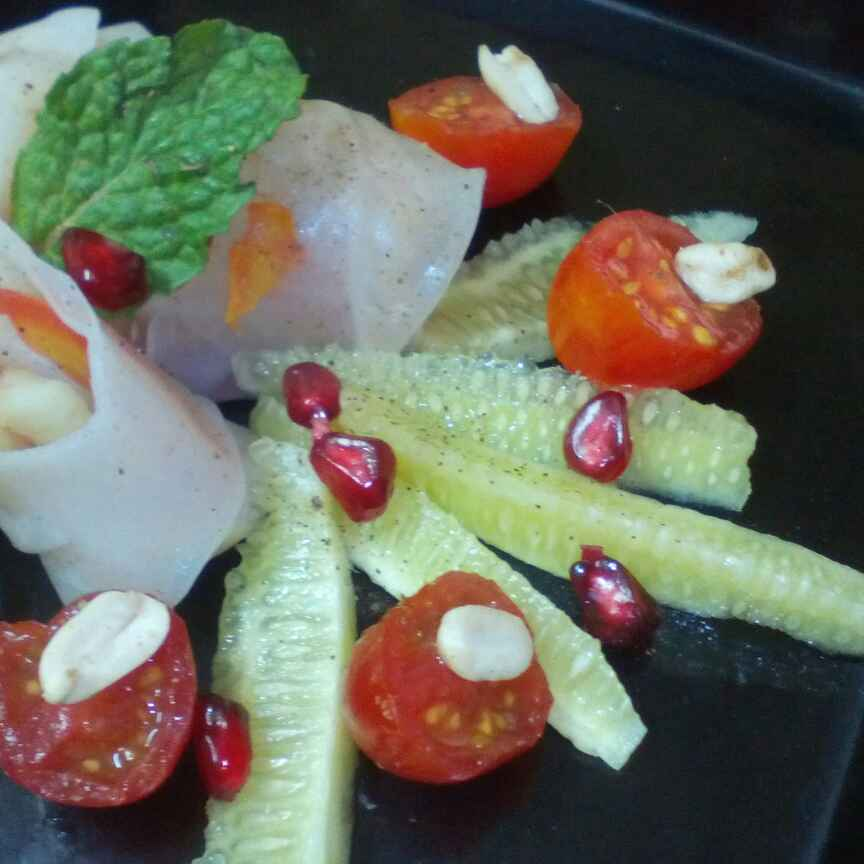 Photo of Nutritious salad by Chandu Pugalia at BetterButter