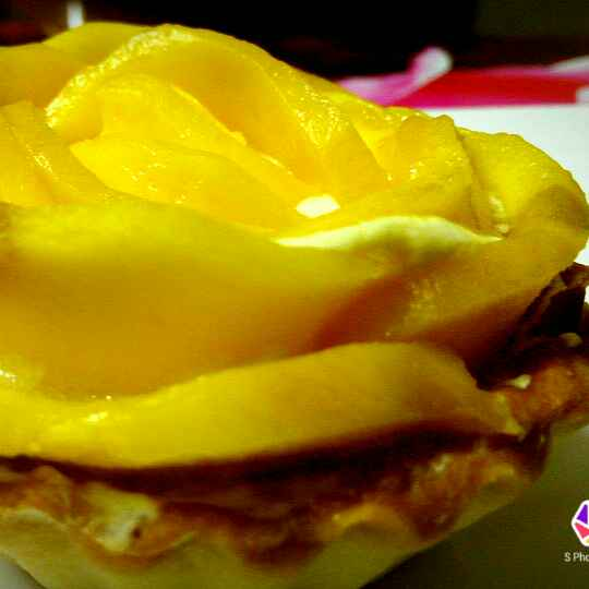 How to make Mango Rosy Tart