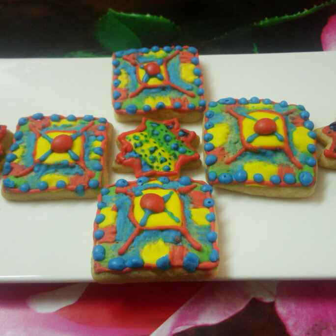 Photo of Decorative cookies by Chandu Pugalia at BetterButter