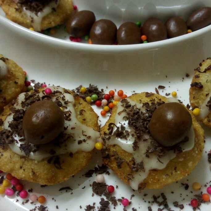 Photo of Chocolate stuffed pie by Chandu Pugalia at BetterButter