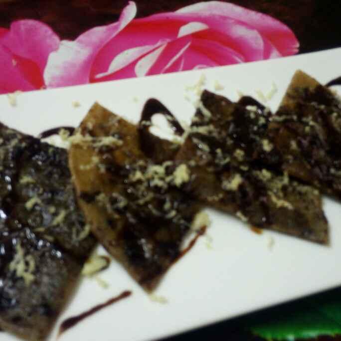 Photo of Cheesy chocolaty parantha by Chandu Pugalia at BetterButter