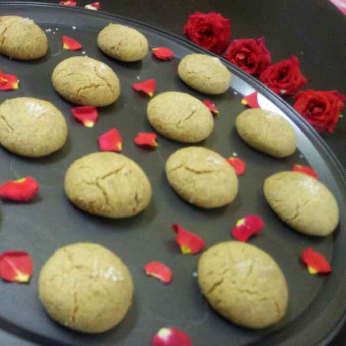 How to make Coffee nankhatai