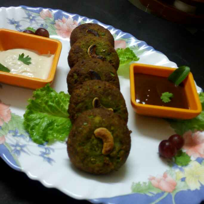 Photo of Hare Bhare Kabab by Chandu Pugalia at BetterButter