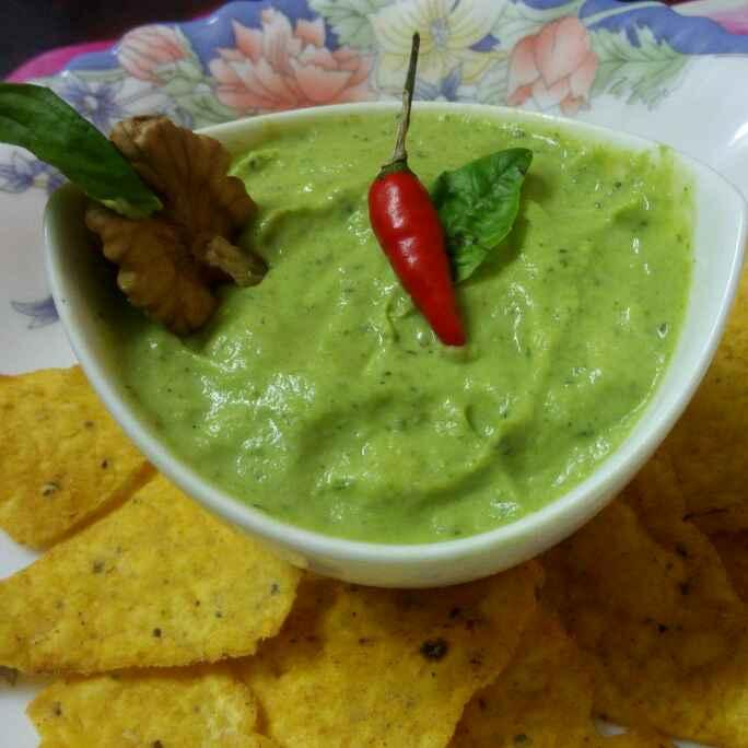 Photo of Avocado pesto Sauce by Chandu Pugalia at BetterButter