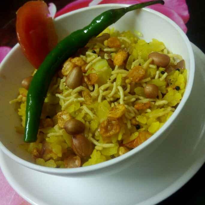 Photo of Tasty poha by Chandu Pugalia at BetterButter