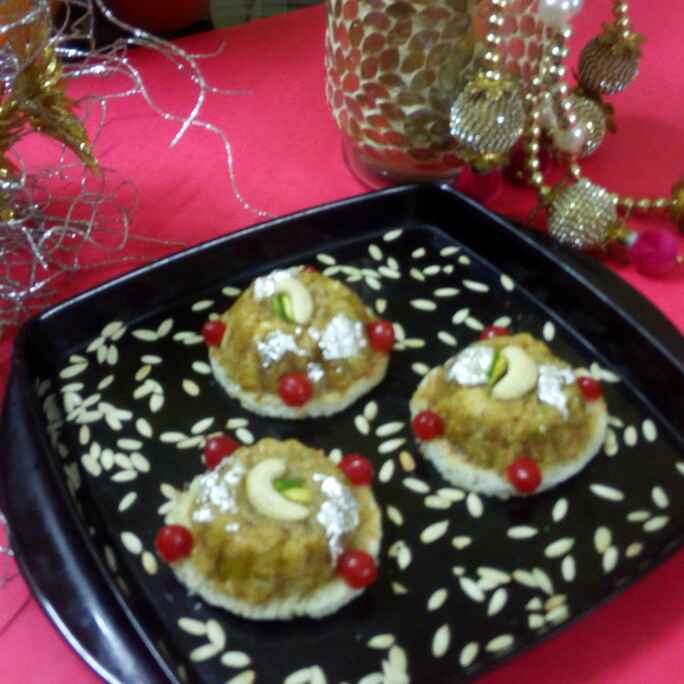 Photo of Watermelon rind halva by Chandu Pugalia at BetterButter