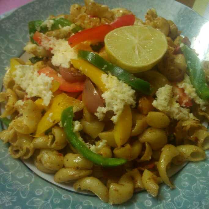 Photo of Indian pasta by Chandu Pugalia at BetterButter