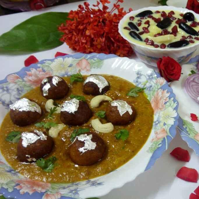 Photo of Shahi gulab jamun sabji by Chandu Pugalia at BetterButter