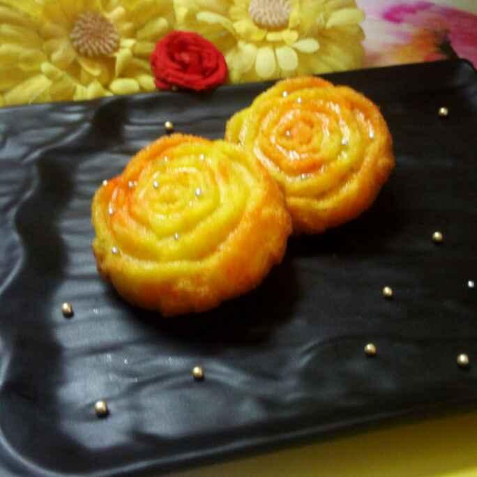 Photo of Buttery lemon orange muffin by Chandu Pugalia at BetterButter