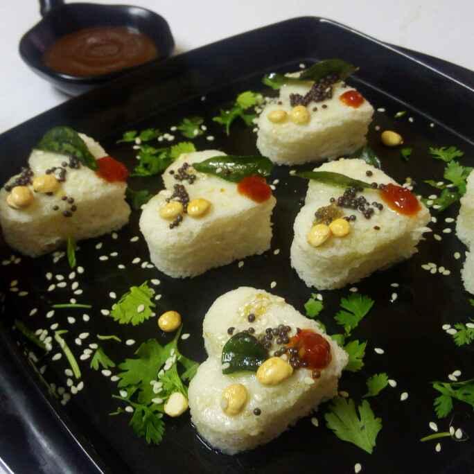 How to make Khatta dhokla
