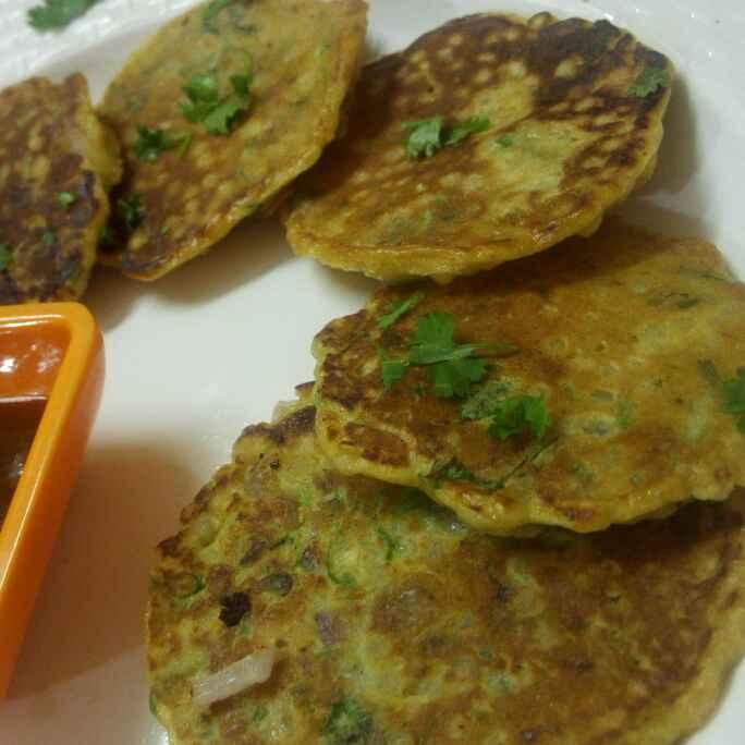 Photo of Couscous fritters by Chandu Pugalia at BetterButter