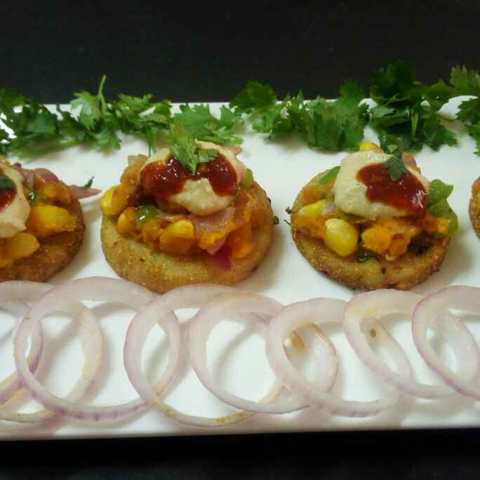 How to make Tiny suji mexican bites