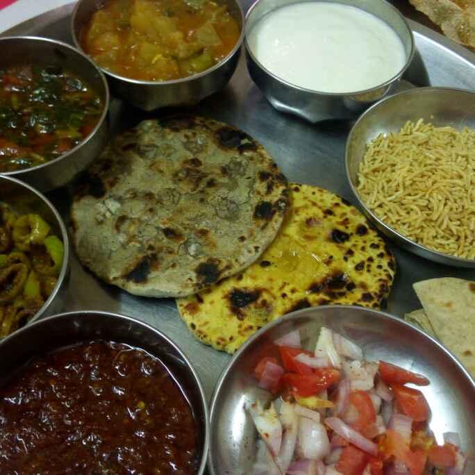 How to make Marwari thali