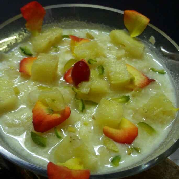 Photo of Pineapple basundi by Chandu Pugalia at BetterButter