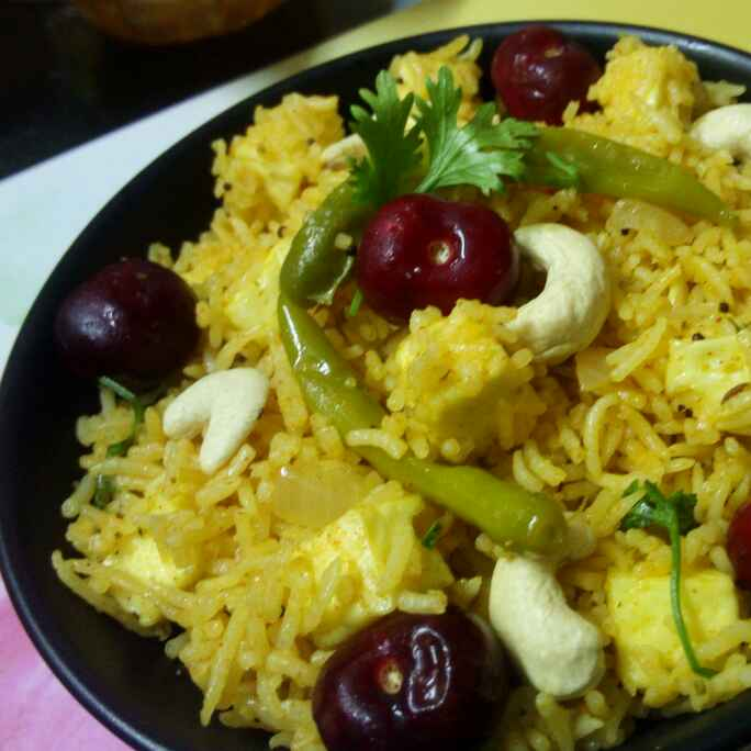 Photo of Power pack pulao by Chandu Pugalia at BetterButter