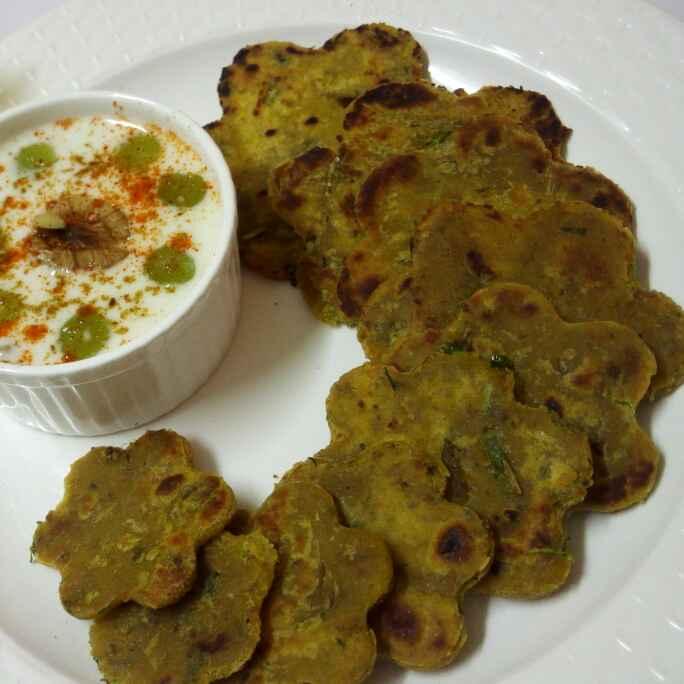 Photo of Avocado parantha by Chandu Pugalia at BetterButter