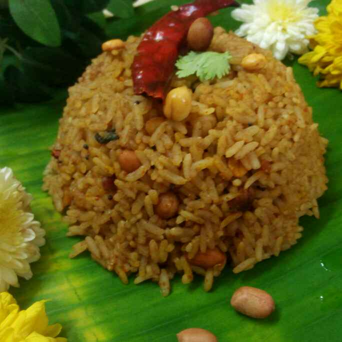 How to make Puliyogare