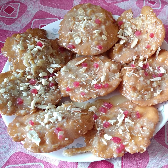 Photo of khoya Suhali - An Authentic Sweet in Haryana for Sawan by Charu Aggarwal at BetterButter