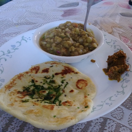 Photo of Chhole Kulche by Charu Aggarwal at BetterButter