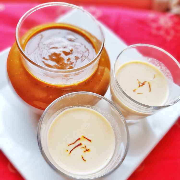 Photo of Desi Thandai Syrup by Charu Aggarwal at BetterButter