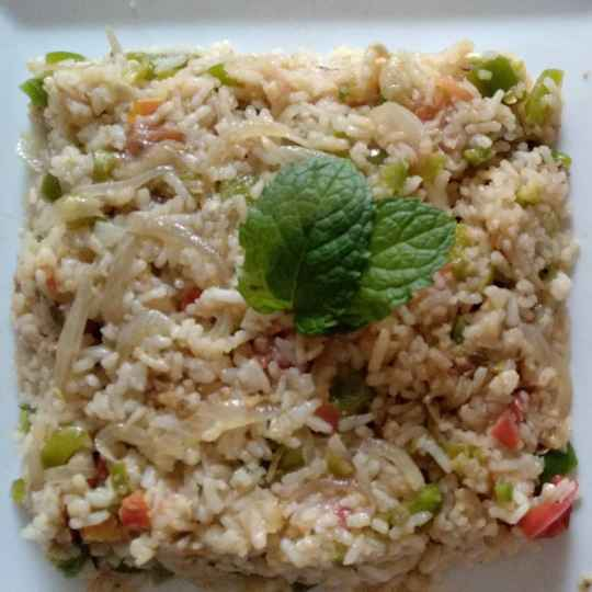 Photo of Pudina Rice / Mint Rice by Charu Aggarwal at BetterButter