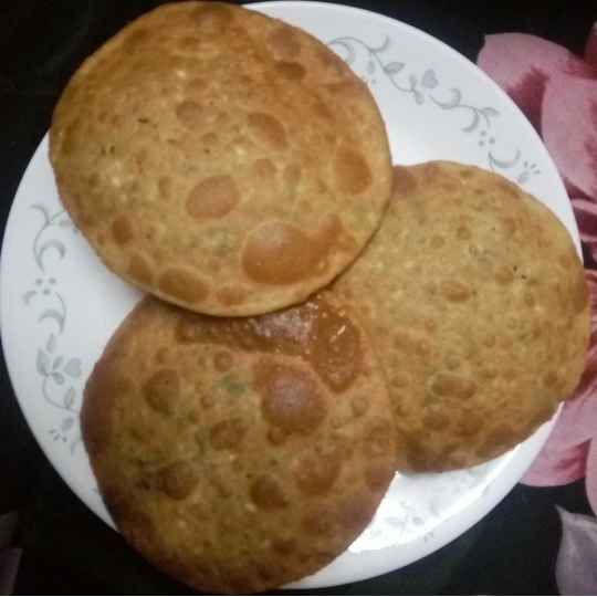 Photo of Aalu Kachori by Charu Aggarwal at BetterButter