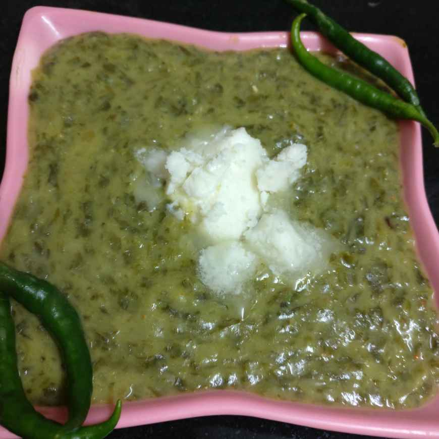 How to make Sarso ka saag