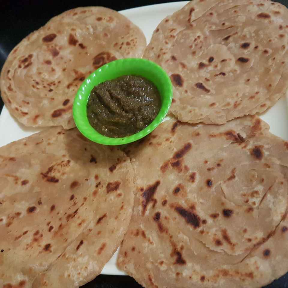 Photo of Lachha paratha by Charu Kathuria at BetterButter